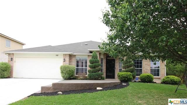502 Lakota Lane, Harker Heights, TX 76548 (MLS #436586) :: Texas Real Estate Advisors