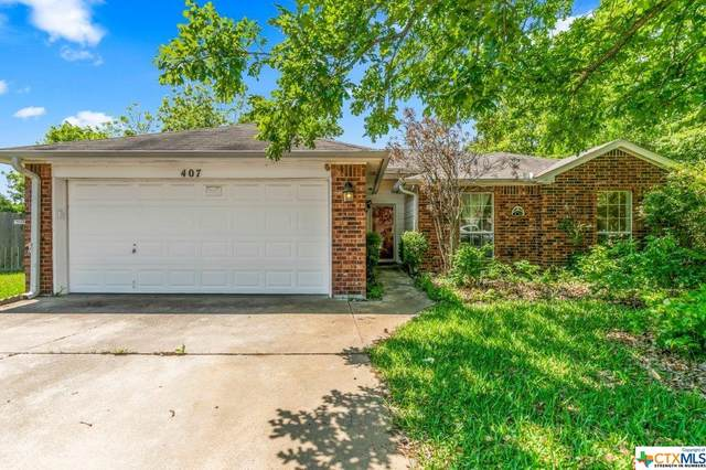 407 Sterling Manor Court, Temple, TX 76502 (MLS #436593) :: The Curtis Team