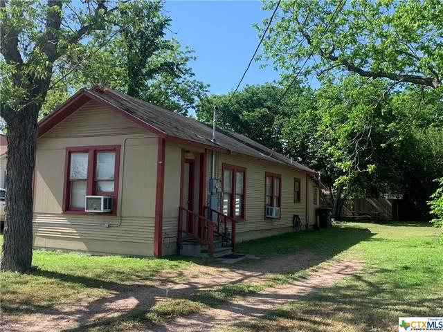 803 E Morgan Avenue, Cuero, TX 77954 (MLS #436606) :: The Zaplac Group