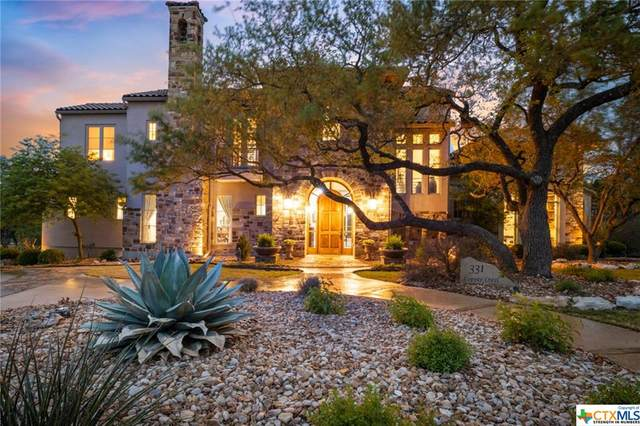 331 Copper Crest, New Braunfels, TX 78132 (MLS #436618) :: Texas Real Estate Advisors