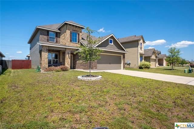 1230 Amber Dawn Drive, Temple, TX 76502 (MLS #436620) :: The Curtis Team