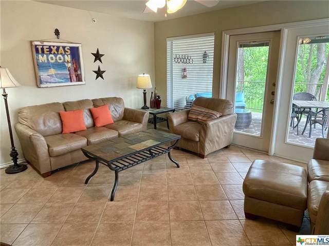730 E Mather Street I-103, New Braunfels, TX 78130 (MLS #436628) :: Texas Real Estate Advisors