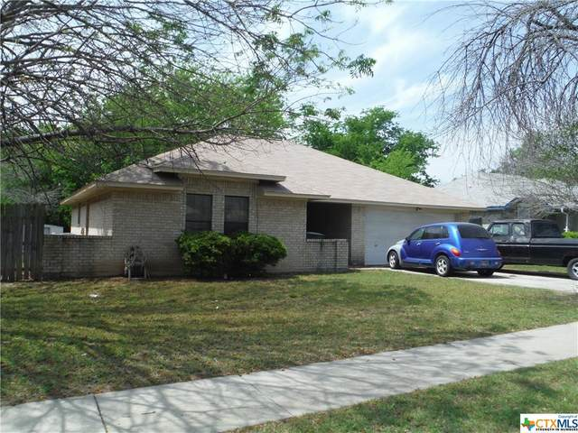 2313 Hidden Hill Drive, Killeen, TX 76543 (MLS #436653) :: Brautigan Realty
