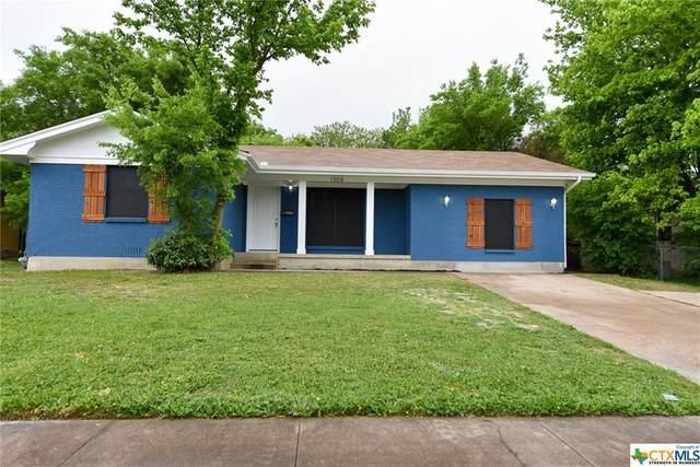 1304 Metropolitan Drive, Killeen, TX 76541 (MLS #436692) :: Texas Real Estate Advisors