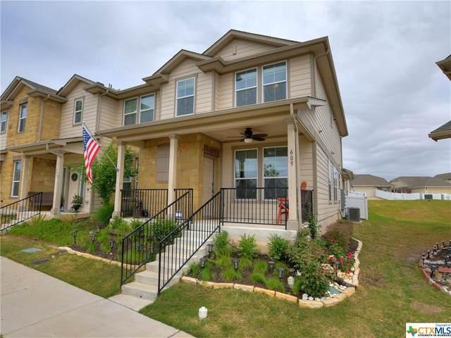 605 Katmai Circle, Pflugerville, TX 78660 (MLS #436770) :: Texas Real Estate Advisors