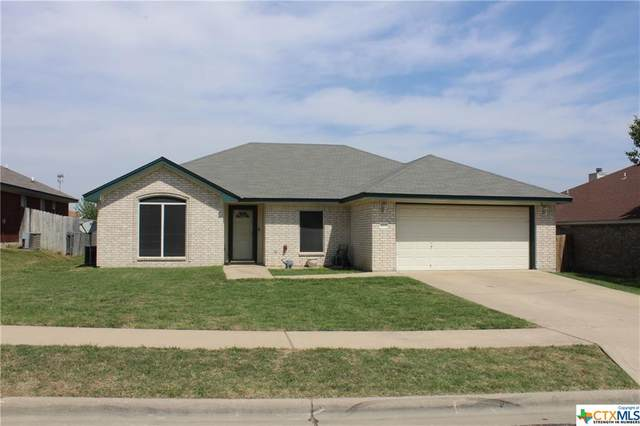 4201 Embers Drive, Killeen, TX 76542 (MLS #436795) :: Texas Real Estate Advisors