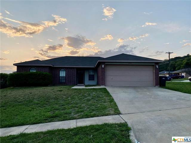 1326 Travis Circle, Copperas Cove, TX 76522 (MLS #436836) :: The Myles Group