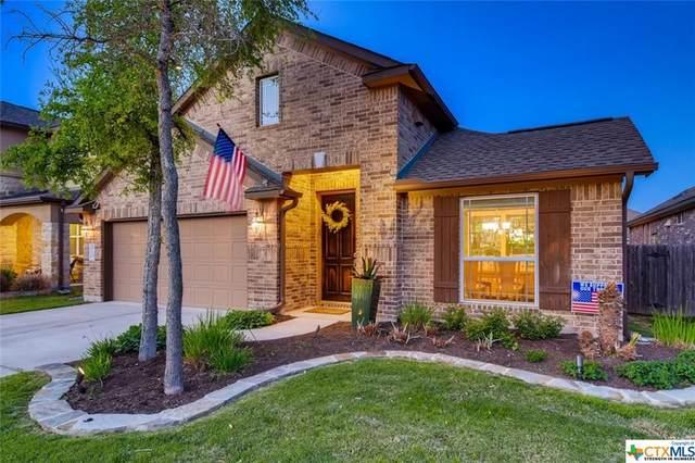 615 Spanish Mustang Drive, Cedar Park, TX 78613 (MLS #436838) :: The Myles Group