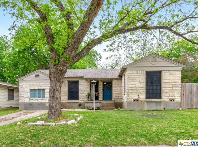 1609 S 39th Street, Temple, TX 76504 (MLS #436845) :: Texas Real Estate Advisors