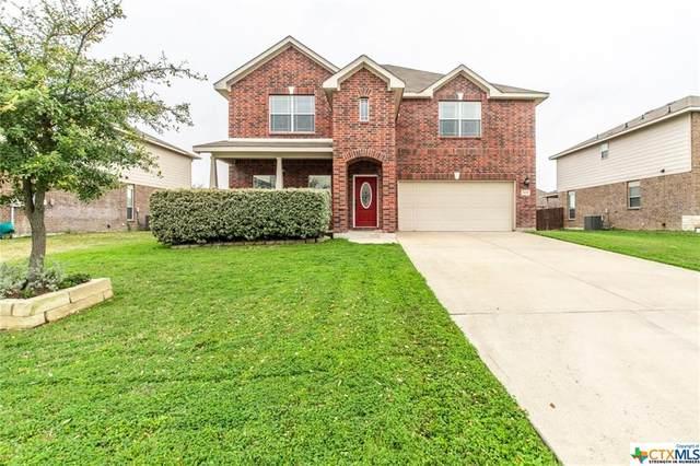 2608 Moose Hide Drive, Harker Heights, TX 76548 (MLS #436903) :: Texas Real Estate Advisors