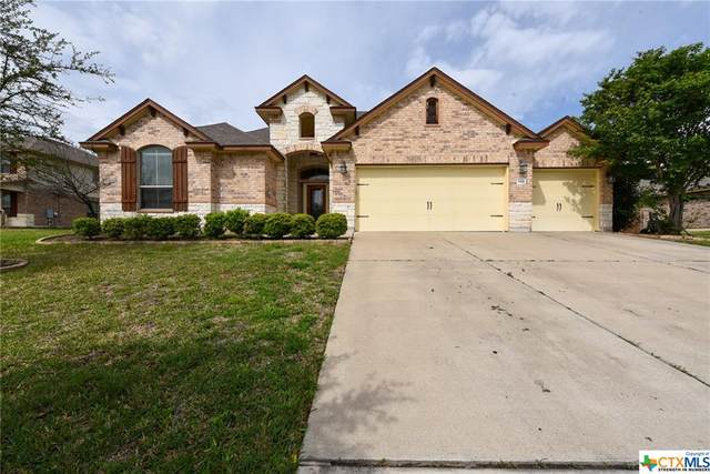 3620 Quail Ridge Drive, Harker Heights, TX 76548 (MLS #436906) :: Vista Real Estate