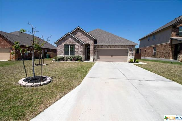 817 Valentino Drive, Harker Heights, TX 76548 (MLS #436934) :: Vista Real Estate