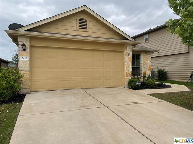 12413 Timber Arch Lane, Manor, TX 78653 (MLS #436945) :: Texas Real Estate Advisors