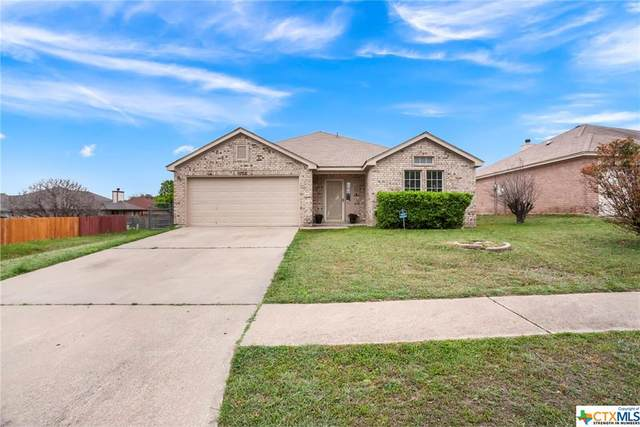 1702 Caprock Drive, Killeen, TX 76549 (MLS #436961) :: Texas Real Estate Advisors
