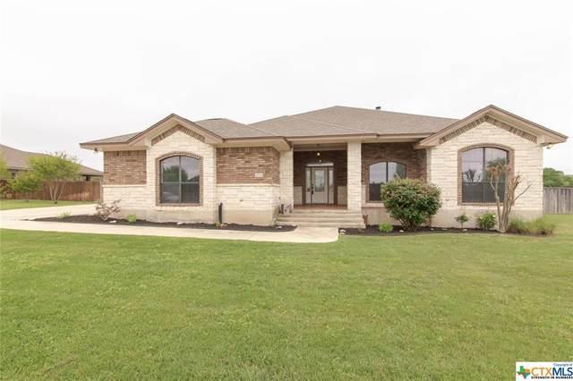 10004 Brewer Road, Salado, TX 76571 (MLS #436965) :: Texas Real Estate Advisors
