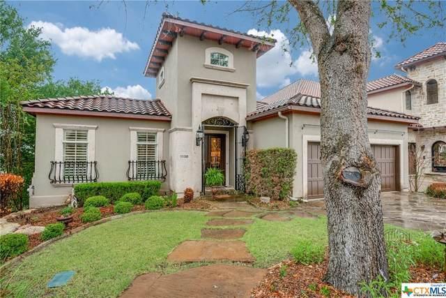1138 Tuscan Ridge, New Braunfels, TX 78130 (MLS #436999) :: Kopecky Group at RE/MAX Land & Homes