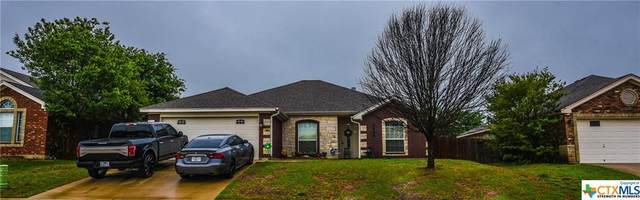 3606 Republic Of Texas Drive, Killeen, TX 76549 (MLS #437010) :: Texas Real Estate Advisors