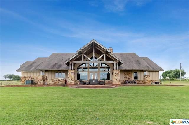 1682 County Road 310, Yoakum, TX 77995 (MLS #437011) :: RE/MAX Land & Homes