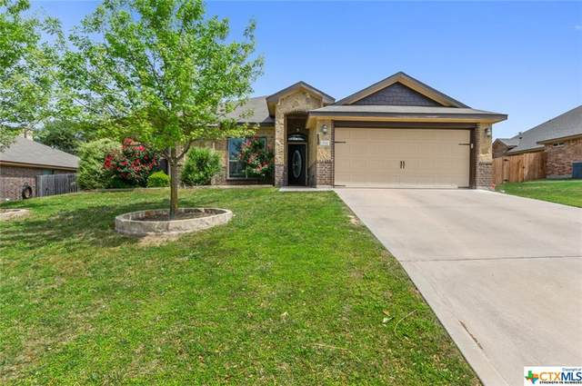7814 Dudleys Draw Drive, Temple, TX 76502 (MLS #437037) :: Texas Real Estate Advisors
