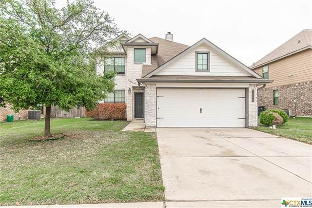 3504 Castleton Drive, Killeen, TX 76542 (MLS #437080) :: Texas Real Estate Advisors