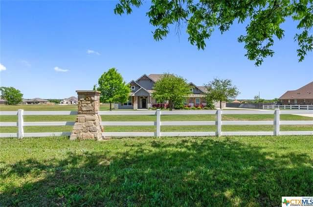 1525 S Pea Ridge Road, Temple, TX 76502 (MLS #437119) :: The Curtis Team