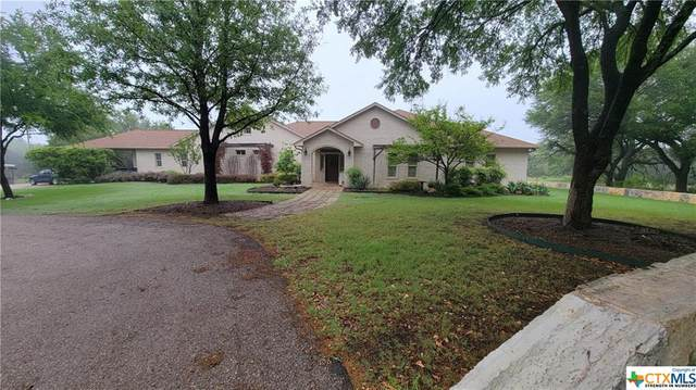 8841 Brewer Lane, Salado, TX 76571 (MLS #437146) :: The Real Estate Home Team