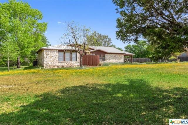 4 Pawnee Lane, Morgans Point Resort, TX 76513 (MLS #437181) :: The Curtis Team