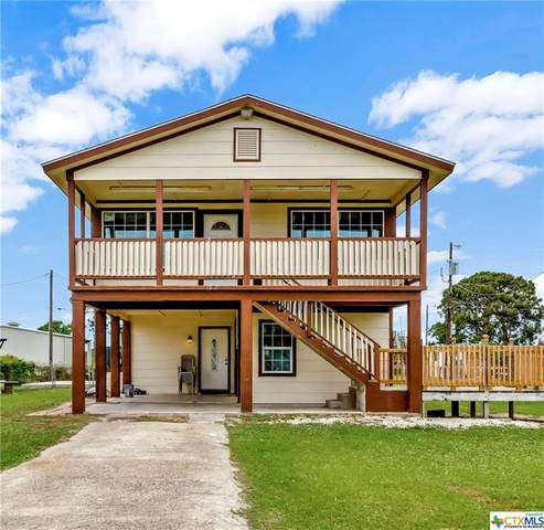 1504 W Jackson Avenue, Port O'Connor, TX 77982 (MLS #437265) :: Texas Real Estate Advisors