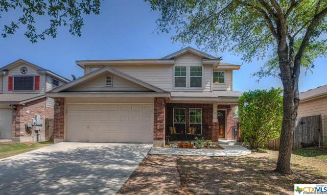 215 San Saba, New Braunfels, TX 78130 (MLS #437295) :: The Curtis Team