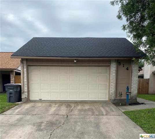 514 Rattan Drive, Victoria, TX 77901 (MLS #437307) :: The Curtis Team