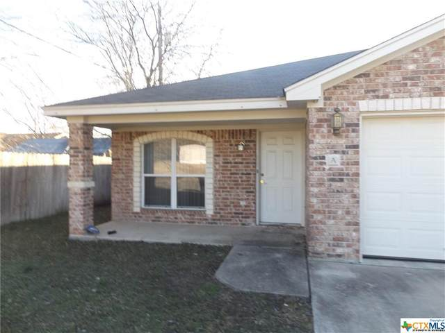 320 Jeff Gordon Drive, Harker Heights, TX 76548 (MLS #437390) :: Vista Real Estate