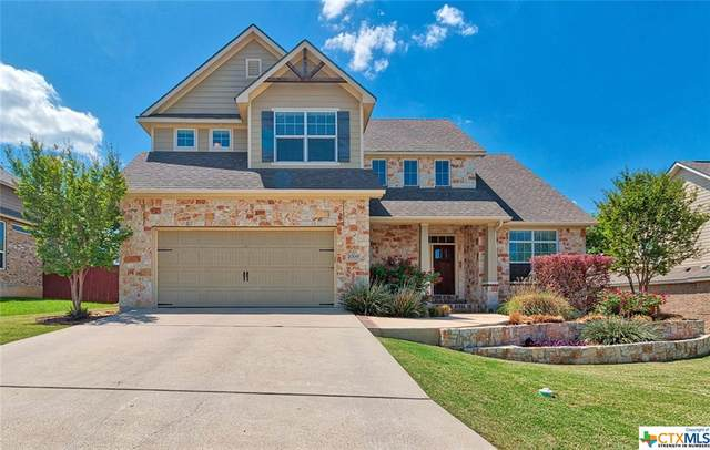 2009 Red Fox Drive, Nolanville, TX 76559 (MLS #437401) :: RE/MAX Family
