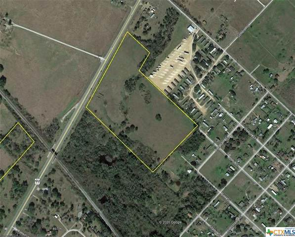 00 N Us Highway 77A Highway, Yoakum, TX 77995 (#437408) :: Realty Executives - Town & Country
