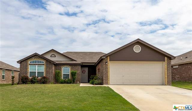 4503 The Searchers Drive, Killeen, TX 76549 (MLS #437429) :: Vista Real Estate