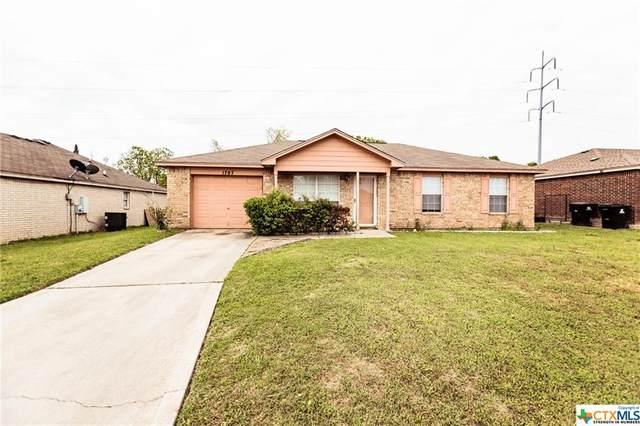 1707 E Calhoun Avenue, Temple, TX 76501 (MLS #437431) :: Vista Real Estate