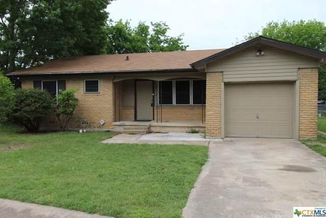 908 Little Street, Copperas Cove, TX 76522 (MLS #437433) :: The Curtis Team