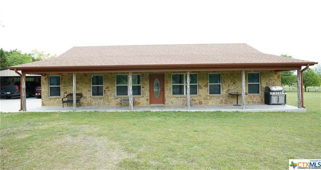 2540 County Road 315, Oglesby, TX 76561 (MLS #437444) :: The Curtis Team