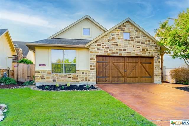 1610 Mikula Place, New Braunfels, TX 78130 (MLS #437449) :: The Myles Group