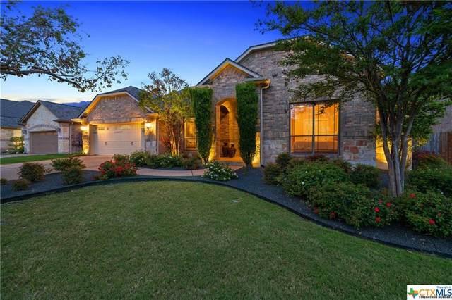 2904 Portulaca Drive, Round Rock, TX 78681 (MLS #437492) :: Texas Real Estate Advisors