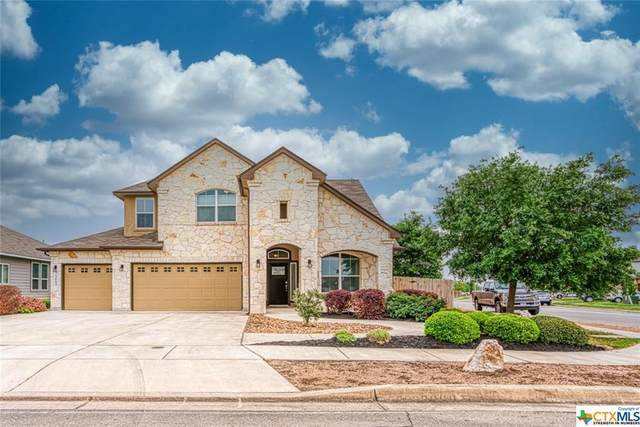 3004 Sandstone Way, New Braunfels, TX 78130 (MLS #437510) :: The Curtis Team