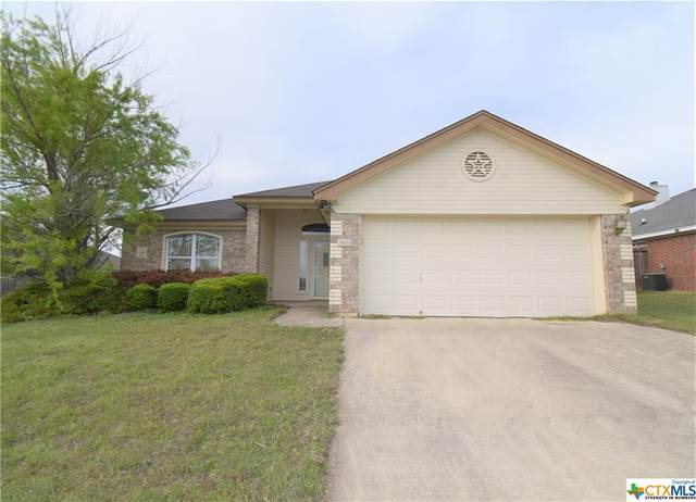 3805 Tatonka Drive, Killeen, TX 76549 (MLS #437562) :: Vista Real Estate
