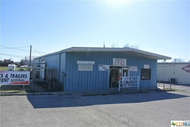 5410 E Veterans Memorial Boulevard, Killeen, TX 76543 (MLS #437574) :: The Curtis Team