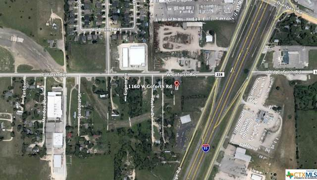 1160 W Goforth, Buda, TX 78610 (MLS #437584) :: Brautigan Realty