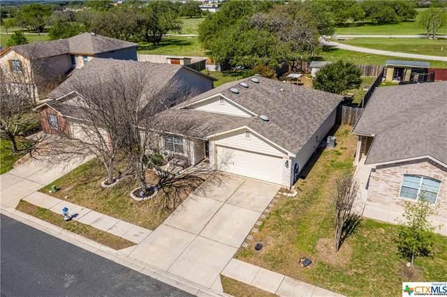 281 Drystone Trail, Liberty Hill, TX 78642 (MLS #437641) :: RE/MAX Family