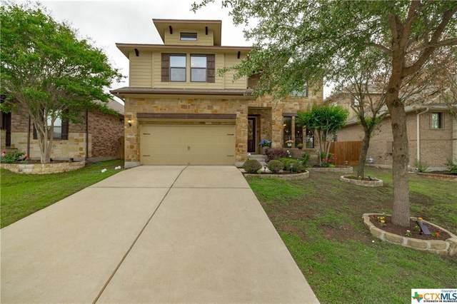 121 E Adelanta Place, Round Rock, TX 78681 (MLS #437649) :: Texas Real Estate Advisors