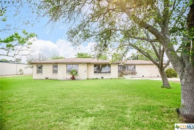 106 Marshall Road, Port Lavaca, TX 77979 (MLS #437670) :: Rebecca Williams
