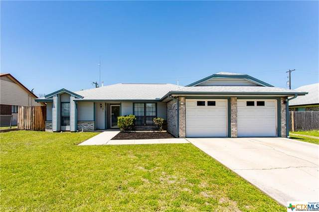 3203 Edgewood Drive, Killeen, TX 76542 (MLS #437827) :: Kopecky Group at RE/MAX Land & Homes