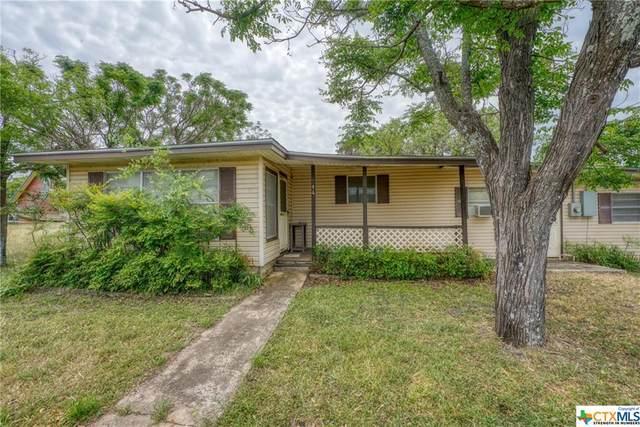 214 Glendale Lane, Granite Shoals, TX 78654 (MLS #437905) :: Kopecky Group at RE/MAX Land & Homes