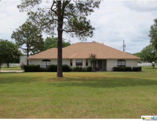 3162 Benbow Road, Inez, TX 77968 (MLS #437965) :: Texas Real Estate Advisors