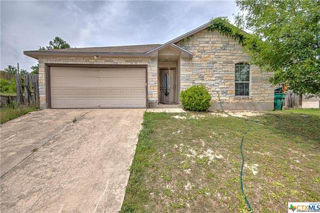 810 Samuel Drive, Belton, TX 76513 (MLS #437978) :: The Real Estate Home Team